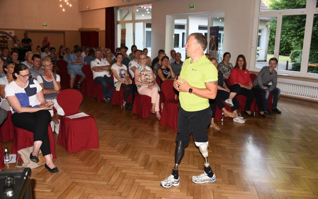"""""""no legs no limits"""" – Genze oder Herausforderung – Du entscheidest!"""
