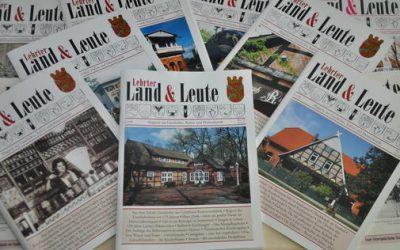 Erster Stammtisch vom Redaktionsteam des Magazins Lehrter, Land & Leute