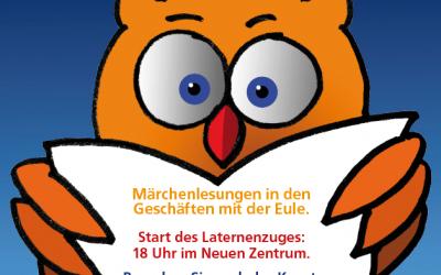 Letzter verkaufsoffener Sonntag am 5. November von 13.00 – 18.00 Uhr in Lehrte