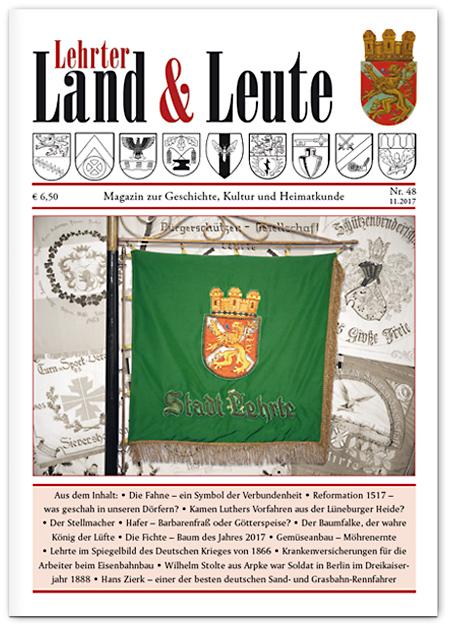 Neue Ausgabe von Lehrter Land & Leute ab 28. November im Handel!