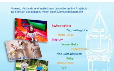 4. Familienfest der Stadt Lehrte