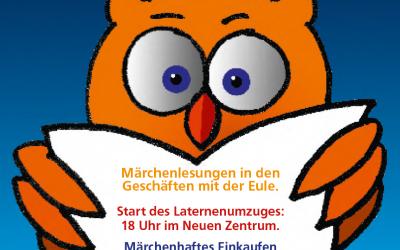 Märchenhaftes Einkaufen in Lehrte – letzter verkaufsoffener Sonntag am 11. November von 13.00 – 18.00 Uhr