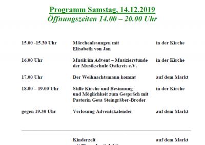 Programm 14.12.