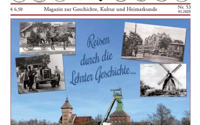 Neue Ausgabe von Lehrter Land & Leute im Handel