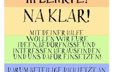 Queer in Lehrte? LGBTQI+ Online Umfrage!